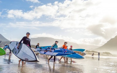 MISTRAL AFRICA AND SUP CAPE TOWN HOST BIGGEST SUP RACE IN AFRICA