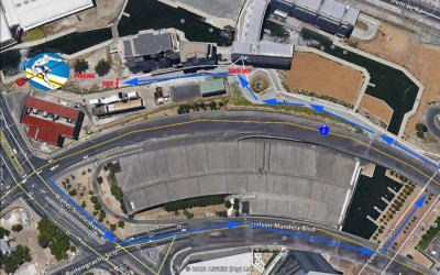 CTICC Location