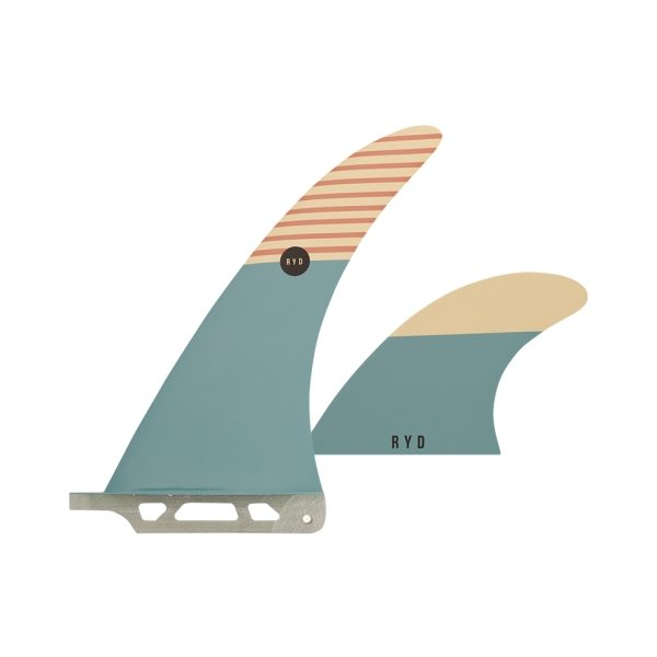 Ryd Longboard Fins 8 0 Shreds Glass Composite Sup Cape Town